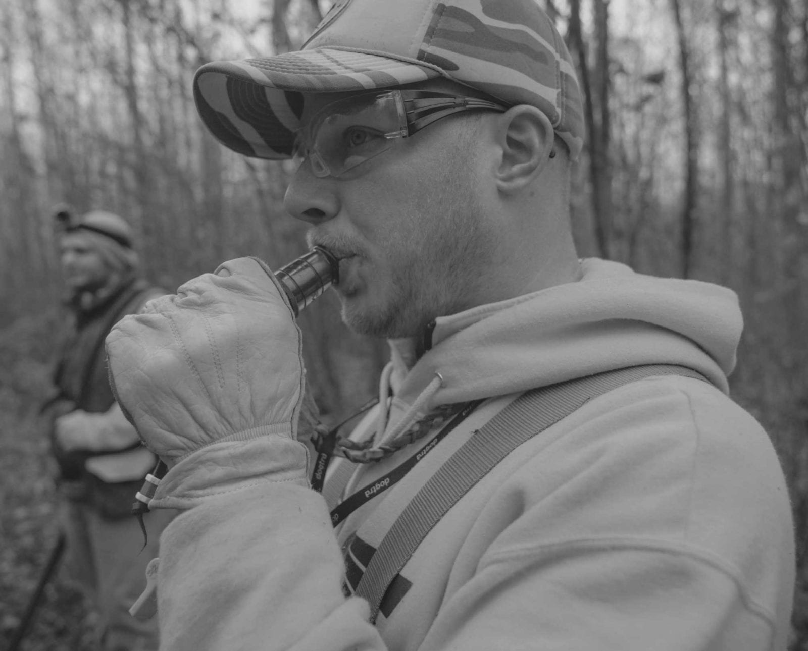 Adam and Aaron Regier of Modern Wild hunting grouse and woodcock.