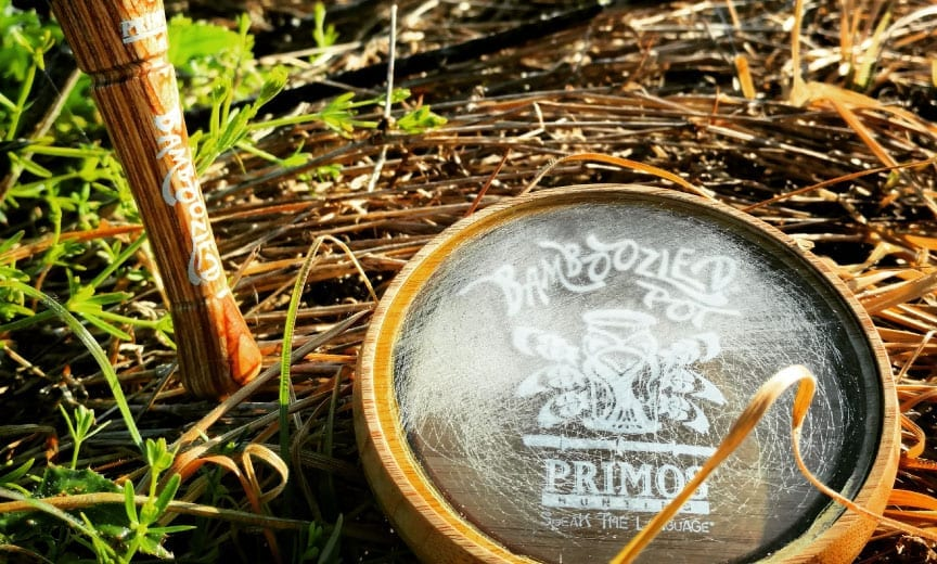 a pot call for turkey hunting.